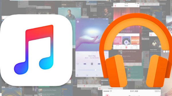 Apple Music and Google Play