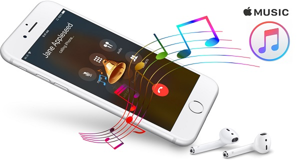 Make Apple Music as ringtone for iPhone