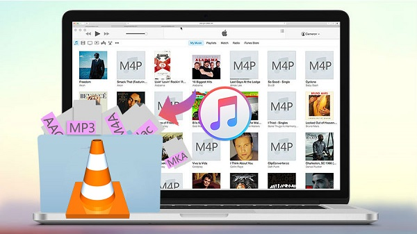 Apple Music to VLC