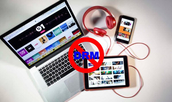 remove DRM protection from Apple Music