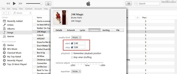 ringtone songs apple