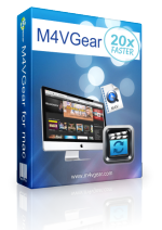 Techs of M4VGear for Windows