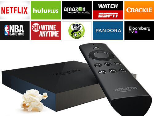 How to Stream iTunes Videos to Amazon Fire TV | M4VGear