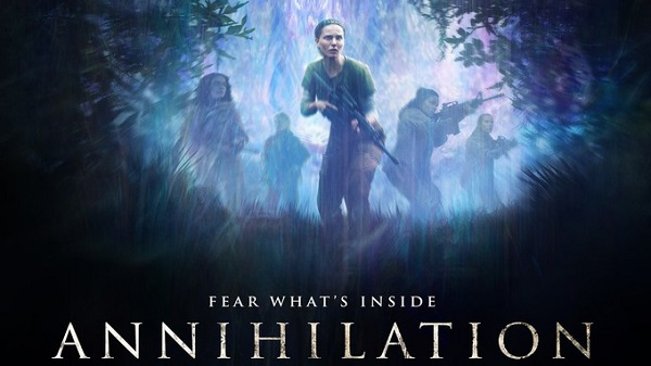 iTunes Movie Annihilation