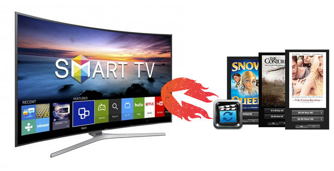 How to Stream iTunes Movies on Samsung Smart TV? | M4VGear