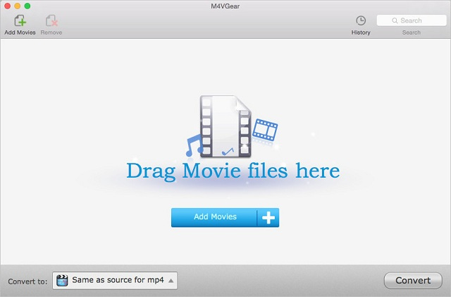 M4VGear DRM Media Converter 4.3.8 full