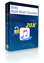 Apple Music Converter box
