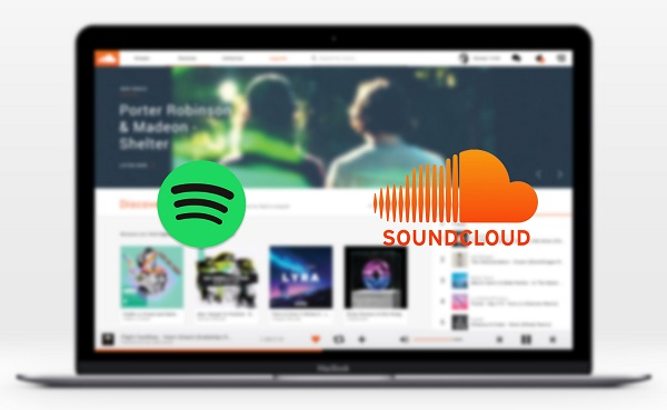Move Spotify Music to SoundCloud
