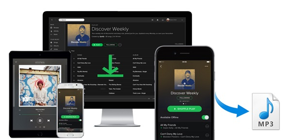 download spotify songs for windows