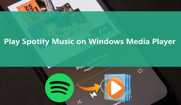 Add Music from Spotify to Windows Media Player