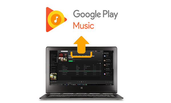 Spotify music to Google Play Music