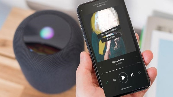 Play Spotify Music on HomePod