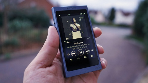 Spotify Music to Sony Walkman