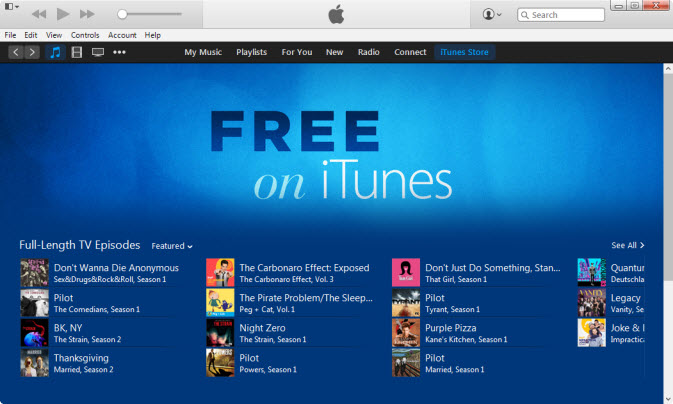 How to Download Free Movies with iTunes | M4VGear
