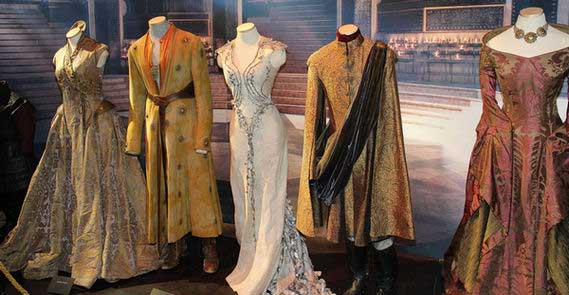 royal court costumes