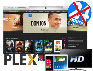 Plex Media Server | How to Stream iTunes Movies via Plex